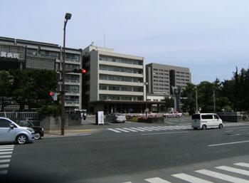 写真 9年前に入院した病院