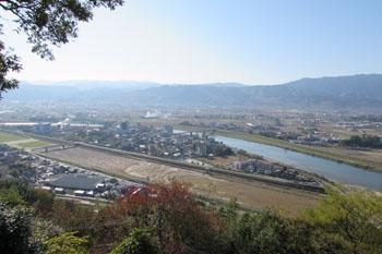 写真① 筑後川