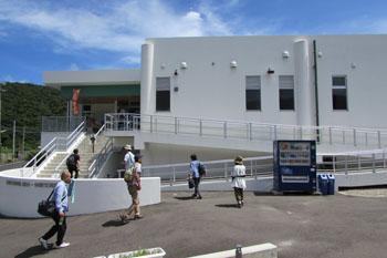 ②加計呂麻島展示・体験交流館