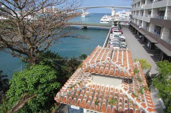 写真⑤泊高橋からの眺め