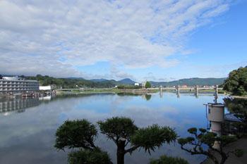 写真③ 三隈川